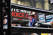 15 October 2010-New York, NY- Silvano Alves at the The Professional Bull Riders' (PBR) Compettion in the Built Ford Tough Road to Las Vegas Series presented by Cooper Tires and held in New York's Times Square on October 15, 2010 in New York City. ..The Times Square competition is a special prelude event to the 2010 PBR World Finals. The 2010 PBR Ford Tough World Finals will take place October 20-24 in Las Vegas, where the coveted PBR Championship Buckle and a $1 Million bonus are up for grabs. Photo Credit: Terrence Jennings