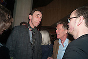 WILL SELF, Fashion and Gardens, The Garden Museum, Lambeth Palace Rd. SE!. 6 February 2014.