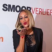 NLD/Scheveningen/20130909 -  Filmpremiere Smoorverliefd, Glennis Grace