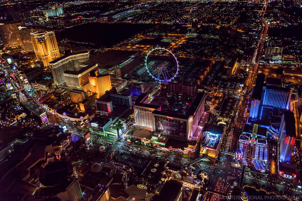 Las Vegas Boulevard & Flamingo Road Intersection