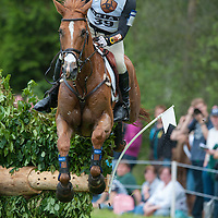 Luhmühlen CCI4* 2012 - Cross Country