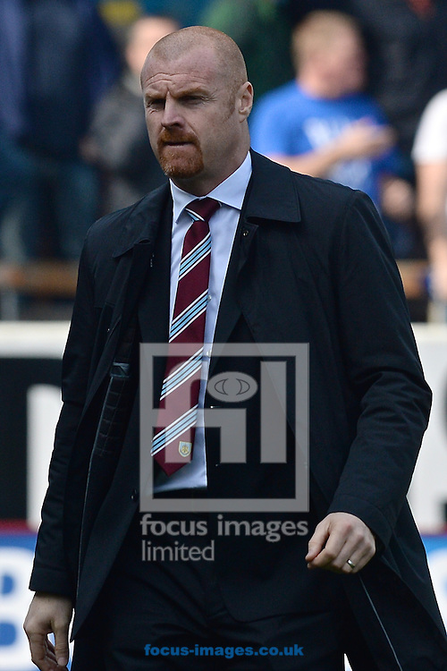 Burnley manager Sean Dyche ahead of the Sky Bet Championship match at Turf Moor, Burnley<br /> Picture by Ian Wadkins/Focus Images Ltd +44 7877 568959<br /> 29/03/2014
