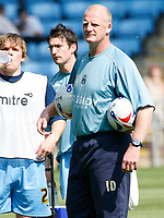 Photo: Steve Bond.<br />Coventry City v West Bromwich Albion. Coca Cola Championship. 28/04/2007. Coventry manager Iain Dowie