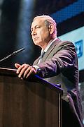 Israeli Prime Minister Benjamin (Binyamin) Bibi Netanyahu