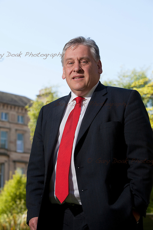 Cameron Ritchie, the new President of the Law Society of Scotland