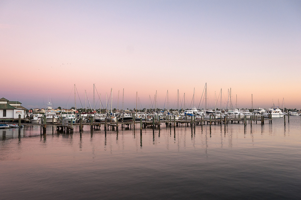 Naples City Dock<br />