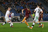 Gol Edin Dzeko Roma 4-1 Goal celebration <br /> Roma 24-11-2016  Stadio Olimpico Europa Football League 2016/2017 AS Roma - Viktoria Plzen Foto Andrea Staccioli / Insidefoto