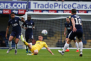 Cameron Brannagan of Oxford United in action during the EFL Sky Bet League 1 match between Southend United and Oxford United at Roots Hall, Southend, England on 6 October 2018.