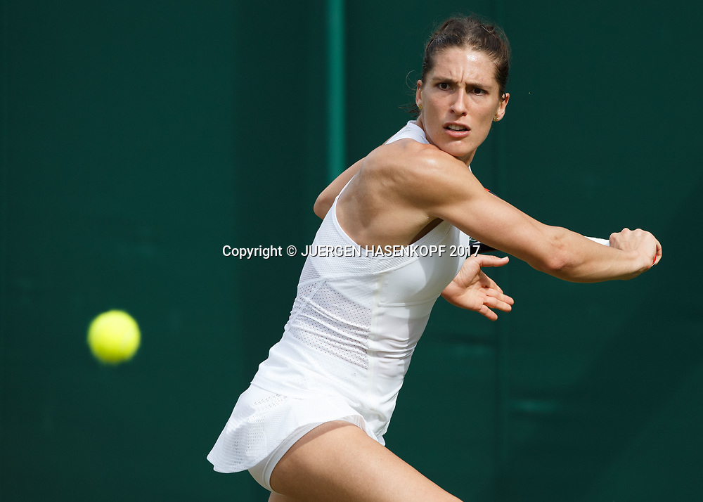 ANDREA PETKOVIC (GER)<br /> <br /> Tennis - Wimbledon 2017 - Grand Slam ITF / ATP / WTA -  AELTC - London -  - Great Britain  - 3 July 2017.