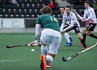 AMSTELVEEN - Thijs van Dam (R'dam)    tijdens  de hoofdklasse hockeywedstrijd Amsterdam-HC Rotterdam (7-1).    COPYRIGHT KOEN SUYK
