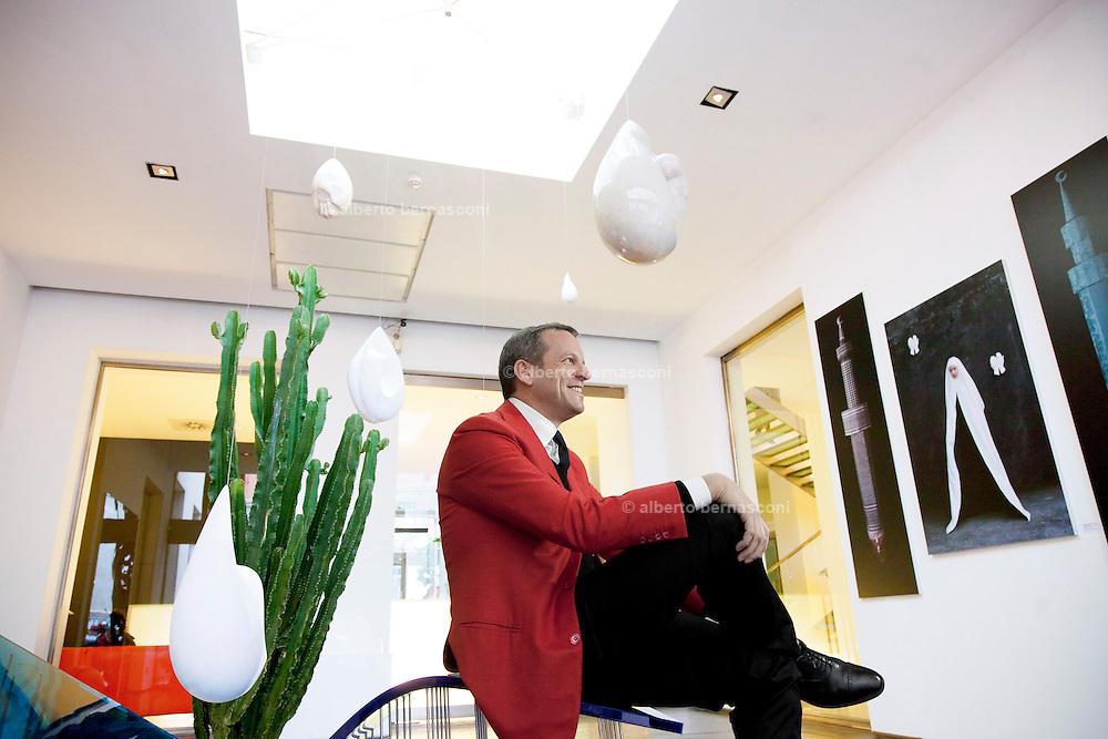 Milano,exl presidente di Filmmsater , organizzatore olimpiadi di Torino  Marco Balich. ora presidente di  Balich Wordlwide Shows S.r.l., la newco guidata da Marco Balich che opera a livello mondiale nel settore dell'entertainment e dello show business.