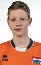 17-03-2017 NED:  Reportage pre jeugd Oranje jongens, Arnhem<br /> Steijn van den Bosch