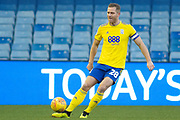 Birmingham City defender Michael Morrison (28) during the EFL Sky Bet Championship match between Sheffield Wednesday and Birmingham City at Hillsborough, Sheffield, England on 1 January 2019.
