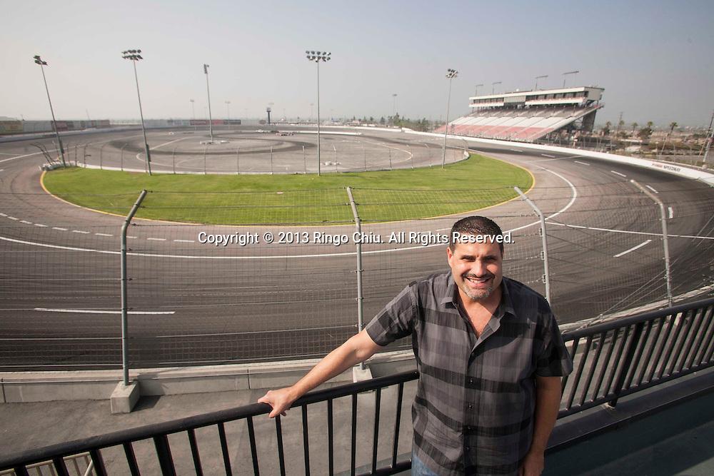 Jim Cohan, CEO of Irwindale Event Center. (Photo by Ringo Chiu/PHOTOFORMULA.com)