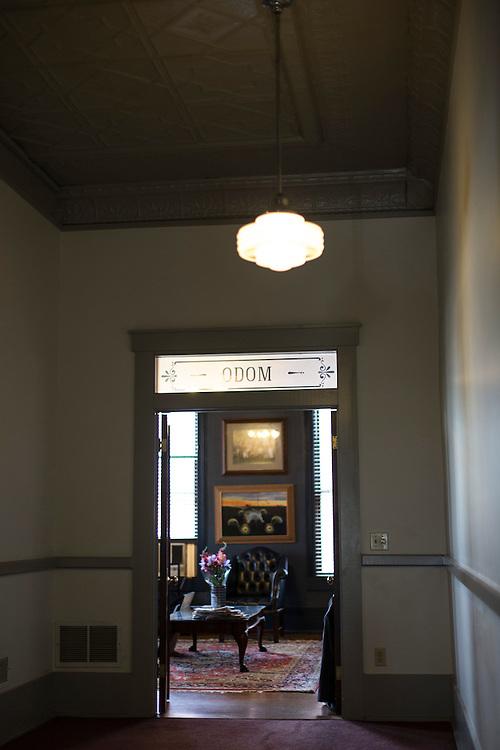 Odom Law Firm in Fayetteville, Arkansas