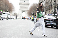 Paris Street Style - 4 March 2017