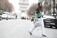 Paris Street Style - 4 March 2017