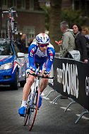 Saturday, May 8 , 2010 1st stage  Amsterdam - Amsterdam   8.4Km Time Trial