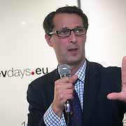 04 June 2015 - Belgium - Brussels - European Development Days - EDD - Growth -  Business and human rights - Two innovative tools for compliance and reporting - Richard Karmel , Global Head of Business and Human Rights at Mazars © European Union
