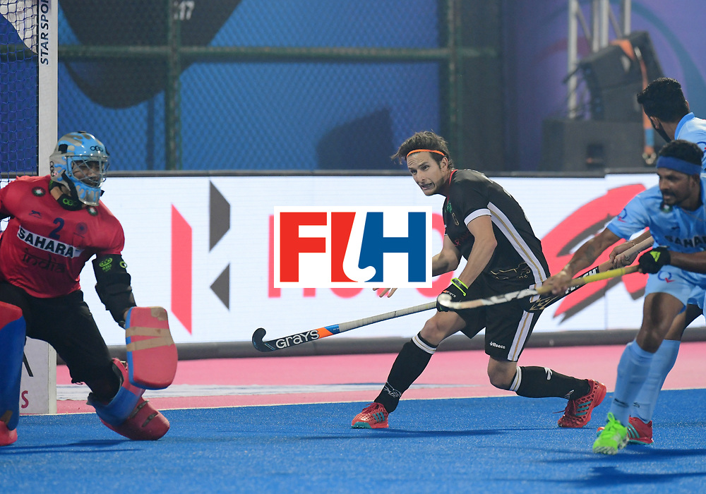 Odisha Men's Hockey World League Final Bhubaneswar 2017<br /> Match id:10<br /> India v Germany<br /> Foto: <br /> WORLDSPORTPICS COPYRIGHT FRANK UIJLENBROEK