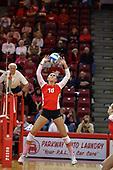 2011 Illinois State Redbirds Women's Volleyball Photos