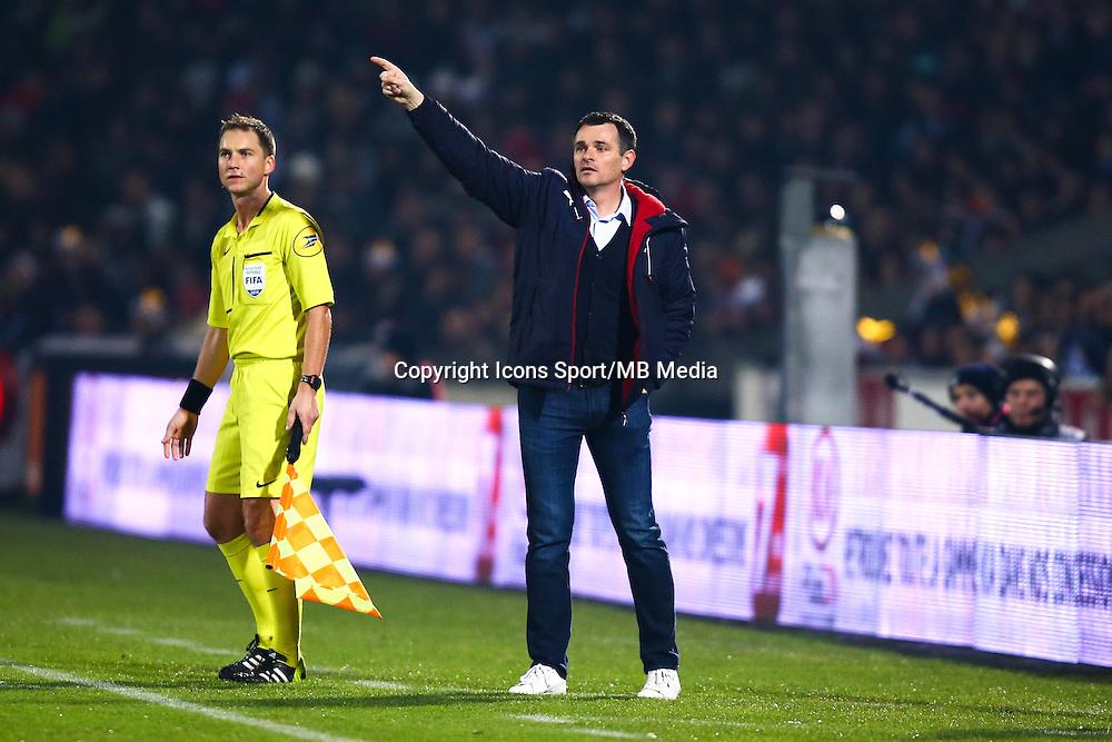 Willy SAGNOL - 21.12.2014 - Bordeaux / Lyon - 19eme journee de Ligue 1 -<br />Photo : Manuel Blondeau / Icon Sport