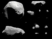 NASA, Asteroid