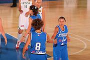 DESCRIZIONE : Bormio Torneo Internazionale Femminile Olga De Marzi Gola Italia Lituania <br /> GIOCATORE : Angela Gianolla <br /> SQUADRA : Nazionale Italia Donne Italy <br /> EVENTO : Torneo Internazionale Femminile Olga De Marzi Gola <br /> GARA : Italia Lituania Italy Lithuania <br /> DATA : 25/07/2008 <br /> CATEGORIA : Esultanza <br /> SPORT : Pallacanestro <br /> AUTORE : Agenzia Ciamillo-Castoria/S.Silvestri <br /> Galleria : Fip Nazionali 2008 <br /> Fotonotizia : Bormio Torneo Internazionale Femminile Olga De Marzi Gola Italia Lituania <br /> Predefinita :