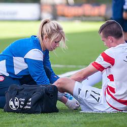 Hamilton Accies v Inverness Caledonian Thistle   Scottish Premiership I 9 August 2014