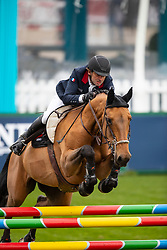Foutrier Guillaume, FRA, Tchin de la Tour<br /> Jumping International de La Baule 2019<br /> <br /> 16/05/2019