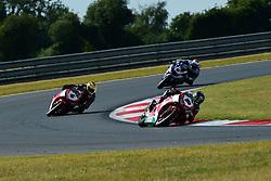 #22 Jason O'Halloran Honda Racing MCE British Superbike Championship