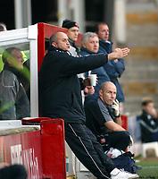 Photo: Dave Linney.<br />Walsall v Swindon Town. Coca Cola League 2. 09/12/2006<br />Walsall Mgr Richard Money.
