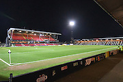 Grimsby Town FC's Ground Blundell Park before the EFL Sky Bet League 2 match between Grimsby Town FC and Colchester United at Blundell Park, Grimsby, United Kingdom on 28 February 2017. Photo by Ian Lyall.