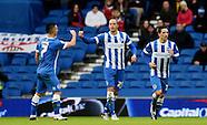 Brighton & Hove Albion v Huddersfield Town 23/01/2016