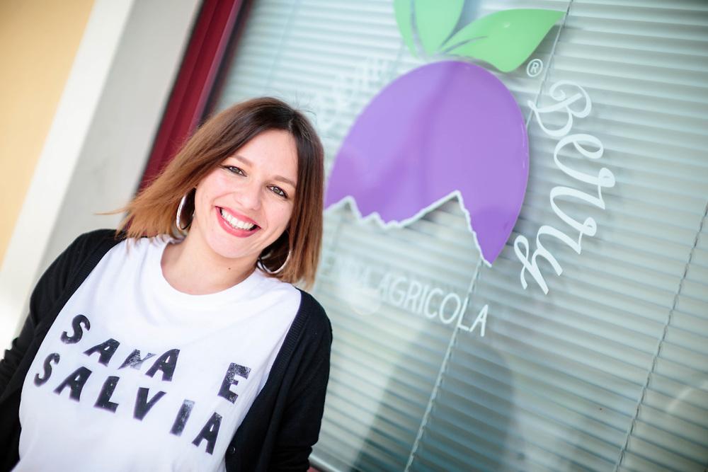 "09 MAR 2017 - Pinasca (TO) - ""Green Berry"" azienda agricola: Manuela Rostan."