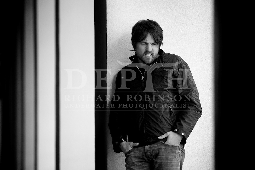 Martin Henderson, Kiwi Hollywood Actor. November 2005.<br />