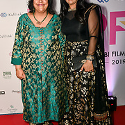Gurinder Chadha is a Film director attend the BritAsiaTV Presents Kuflink Punjabi Film Awards 2019 at Grosvenor House, Park Lane, London,United Kingdom. 30 March 2019
