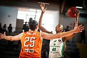 Ndour Gueye Astou Barro<br /> Passalacqua Ragusa vs Famila Schio<br /> Lega Basket Femminile 2017/2018<br /> Ragusa, 10/05/2018<br /> Foto E. Castoria/Ag. Ciamillo-Castoria