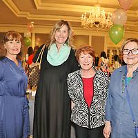 Nanette Strong, Valerie Beason, Tammy Chastain, Louise Thompson