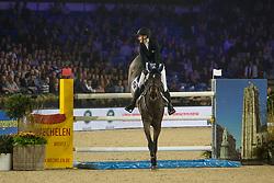 Andersson Petronella, SWE, Burburry R<br /> Jumping Mechelen 2017<br /> © Sharon Vandeput<br /> 30/12/17