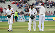 Birmingham- 3rd Investec Test Match England Vs Pakistan - Day 2 - 4th Aug 2016