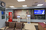 Innovare Medical Media banners on display at Good Samaritan Hospital in San Jose, California, photographed on September 22, 2015. (Stan Olszewski/SOSKIphoto)