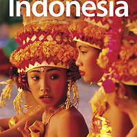 Lonely Planet Indonesia cover
