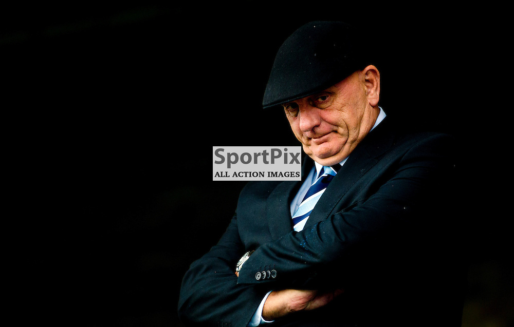 Forfar v Dunfermline Athletic Petrofac cup second round Station Park 18 August 2015<br /> Dick Campbell  <br /> CRAIG BROWN | sportPix.org.uk