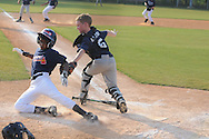 Oxford PArk Commission baseball action at FNC Park in Oxford, Miss. on Tuesday, June 8, 2010.