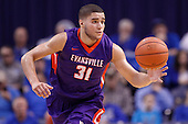NCAA Basketball - Indiana State Sycamores vs Evansville Aces - Terre Haute, IN
