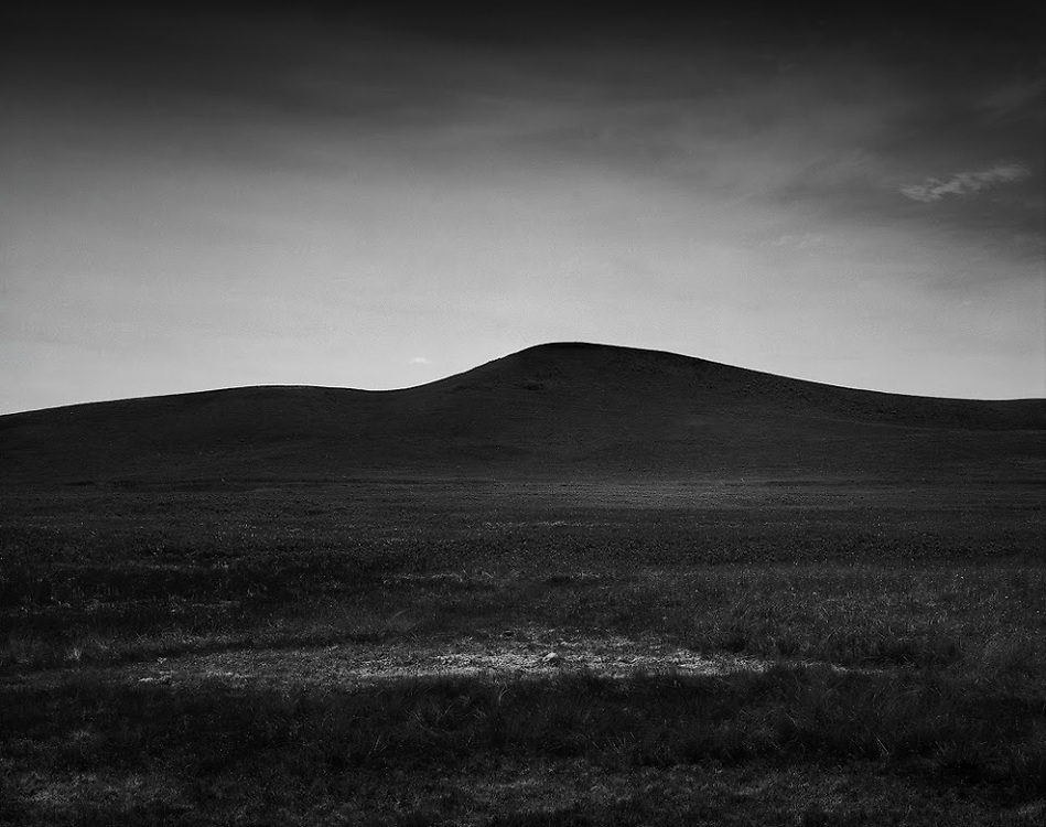 A random hill on the Prairies
