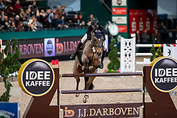 KLATTE Guido Jun. (GER), Corisanto<br /> Leipzig - Partner Pferd 2019<br /> IDEE Kaffe Preis<br /> CSI5*<br /> 18. Januar 2019<br /> © www.sportfotos-lafrentz.de/Stefan Lafrentz