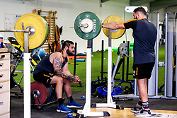 Cornell du Preez of Worcester Warriors during preseason training ahead of the 2019/20 Gallagher Premiership Rugby season - Mandatory by-line: Robbie Stephenson/JMP - 06/08/2019 - RUGBY - Sixways Stadium - Worcester, England - Worcester Warriors Preseason Training 2019