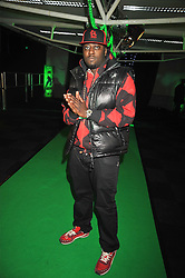 SWAY at the premier of Ben Ten Alien Force at the Old Billingsgate Market, City of London on 15th February 2009.